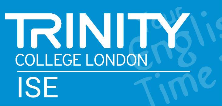 Nuevo examen de Trinity ISE para Septiembre de 2015