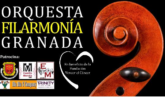 Academia inglés Bla Bla Company patrocina la Orquesta Filarmonía Granada
