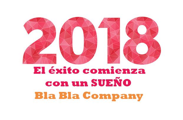 Nuevos Cursos Inglés 2018 Bla Bla Company