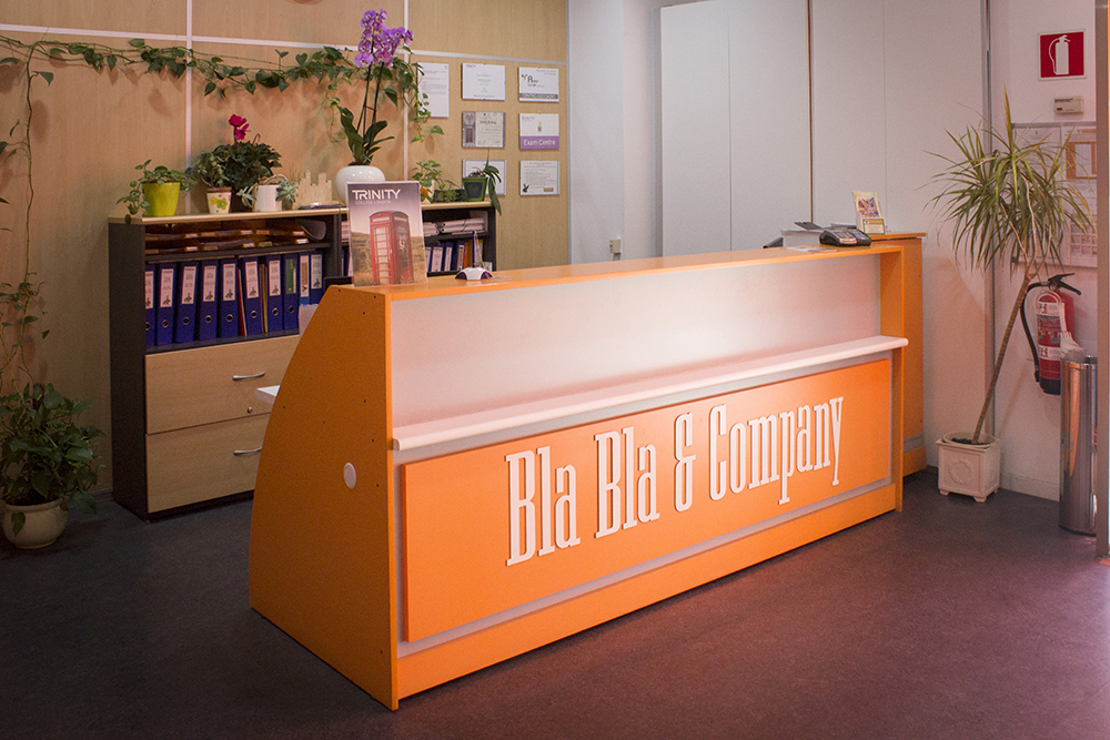 Academia Ingles Granada Bla Bla Company 1