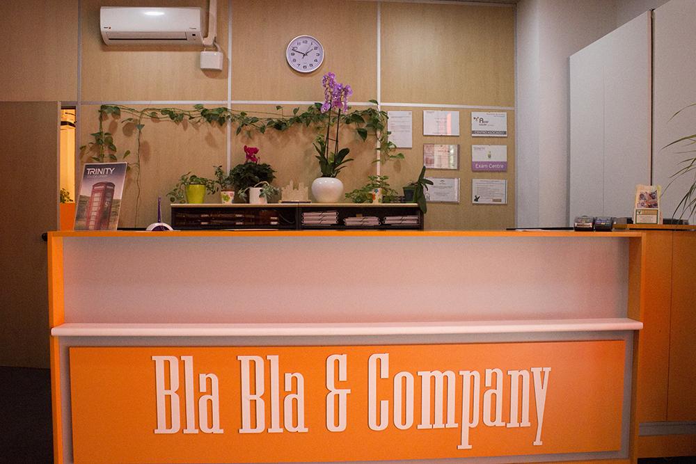 Academia Ingles Granada Bla Bla Company 9