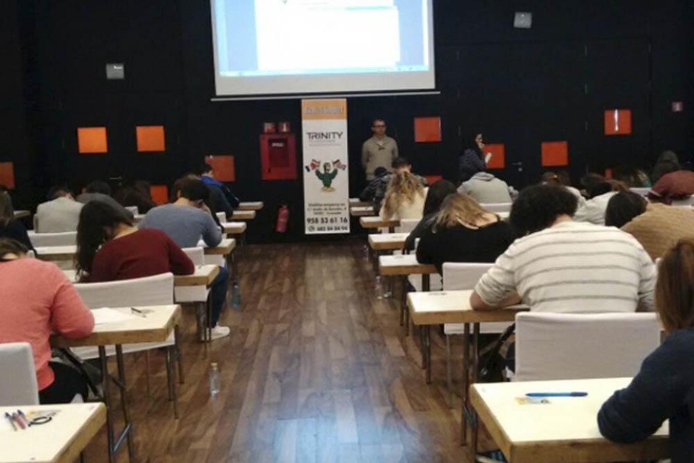 Trinity Academia Ingles Granada Bla Bla Company 7