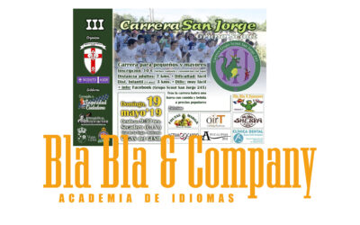 III Carrrera San Jorge Scout, 19 de Mayo