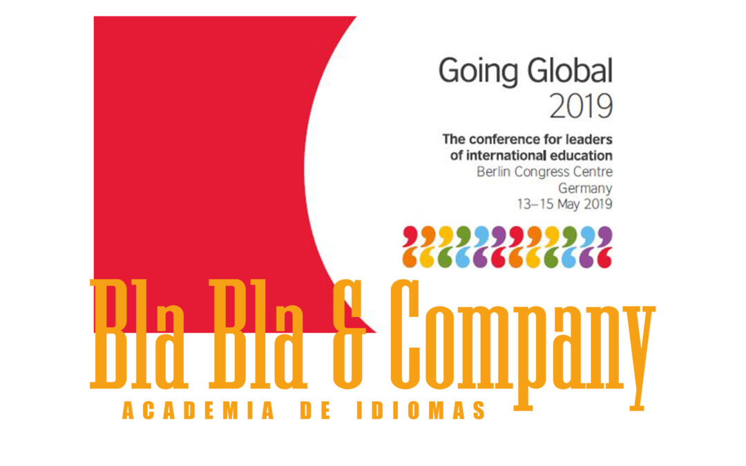 "Trinity College London en ""Going Global"" (Berlín 13-15 Mayo 2019)"