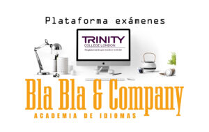 Plataforma examen trinity online