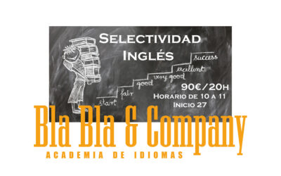 Preparación Selectividad Inglés