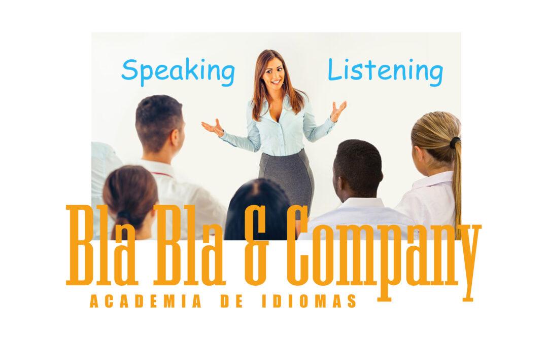 Speaking & Listening