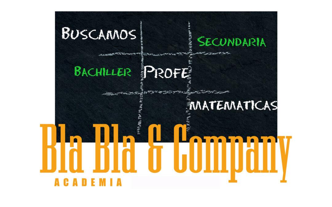 Profesor/a Matemáticas