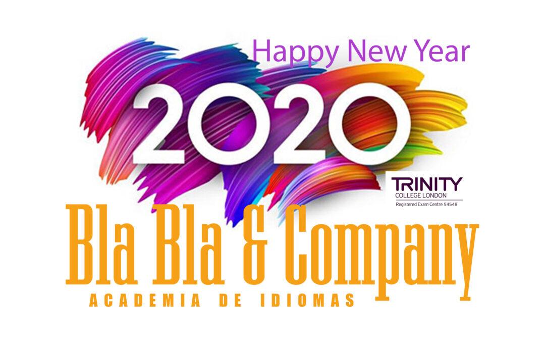 Cursos Inglés 2020 Oferta Año Nuevo.