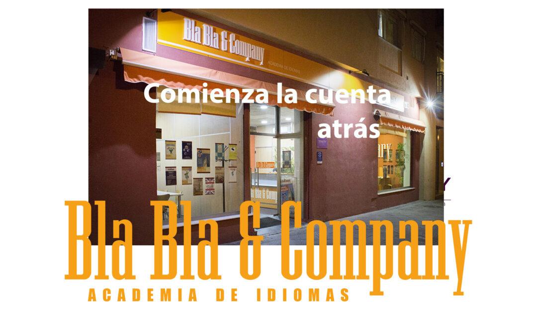 Acondicionando el local Bla Bla Company…la cuenta atrás