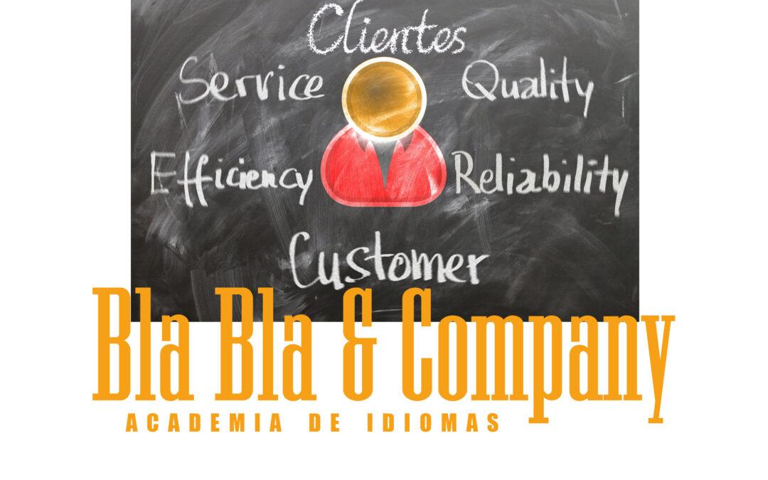 Clientes de Bla Bla Company