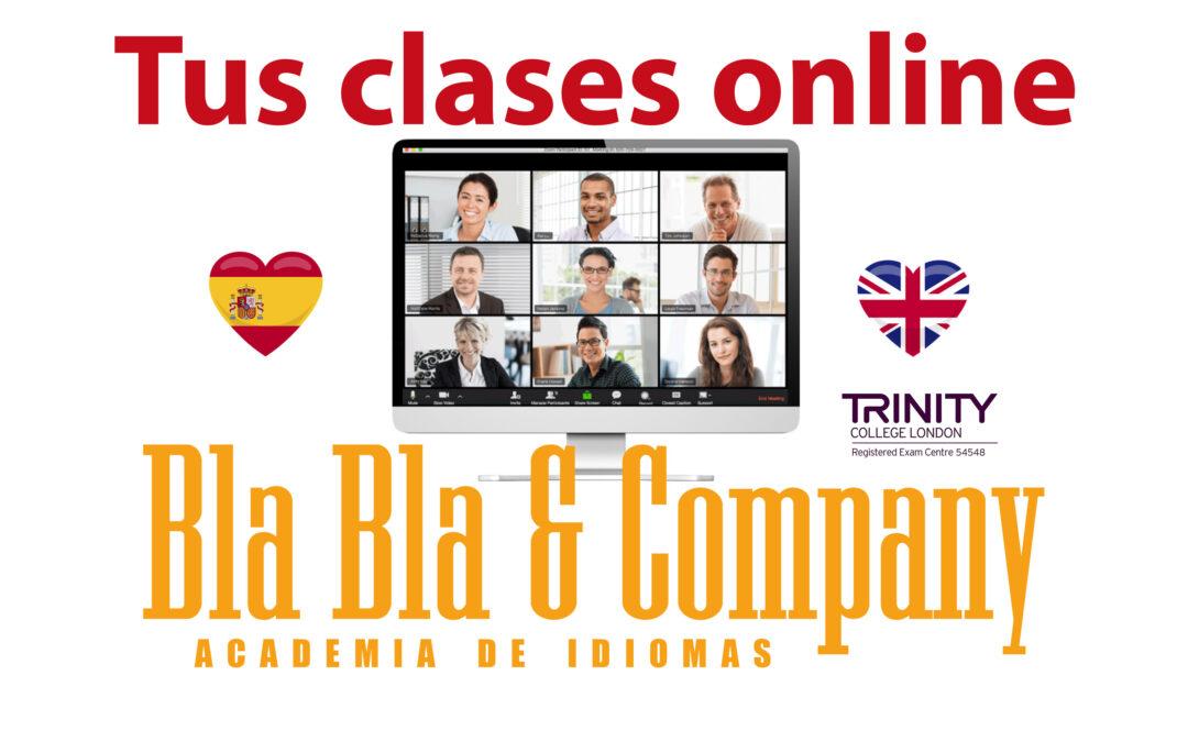 Tus Clases Inglés Online