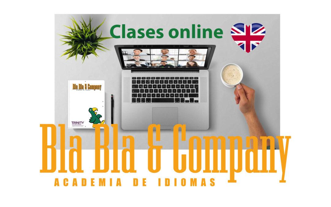 Clases Online, Bla Bla Company Virtual