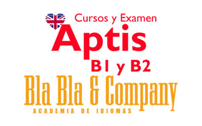 Cursos Inglés B1 y B2 Aptis